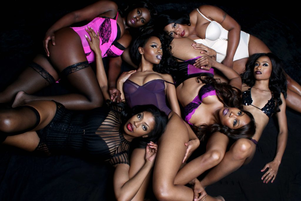 Kinky Club With black girls